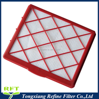 China Supplier High Efficiency Vacuum Cleaner Pet Hepa Filter for Electrolux Hepa Filter