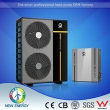 Denmark -25C winter 12kw,19kw,35kw air to water inverter heat pump