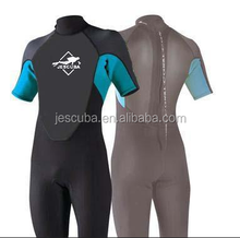Neoprene Swimming wetsuit keep warm under deep water