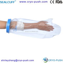 High sealing performance body waterproof cover for arm factory protector wound dressing care