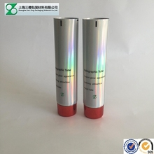 foot care laminated tube packaging container