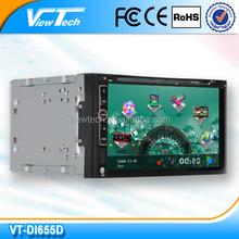 2 DIN cheap car multimedia player with DVD/TV/Bluetooth/FM radio