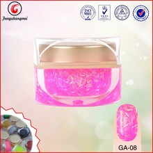 Nail Art 92 Colors China Product Glitter Gel Nail Polish For UV GEL Acrylic Powder Decoration Tips