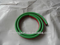 Flexible Superior Quality Durable Anti-erosion Acid and Alkaline Resistant Age Resistance PVC Oxygen Acetylene Twin Hose