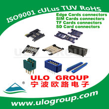 Good Quality Special Zif Fpc Connector Pcb Sd Card Connector Manufacturer & Supplier - ULO Group