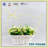 Gold Supplier China shop metal floor display flower stand