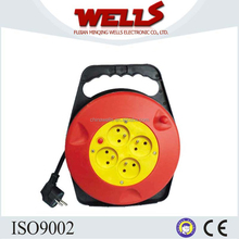 French type small retractable cable reel