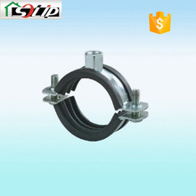 steel galvanized rubber hydraulic hose clamps