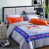 100% cotton reactive print new design wholesale european style PIMA bedding set