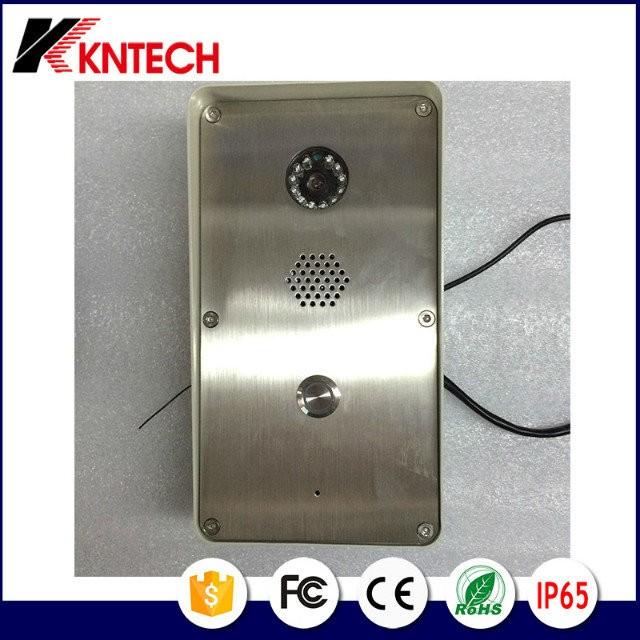 Video Doorphone Intercom for Auto Dial Knzd-47 Kntech manufacturer