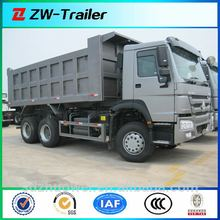 Sinotruck dumper 6*4 tipper trucks vehicle on hot sale