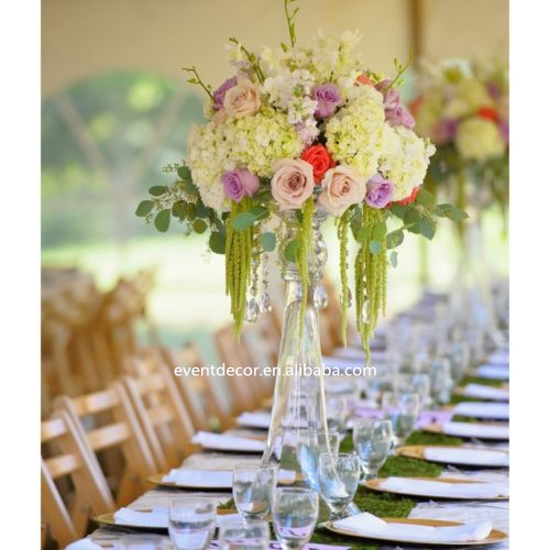 Clear Trumpet Glass Vasewedding Centerpieces Buy Vasetrumpet