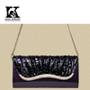 SK-4004 first choice lady fashion shoulder bag handbag with metal plate lock