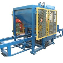 Hydraulic and automatic red small cement brick making machine price in india with CE&ISO