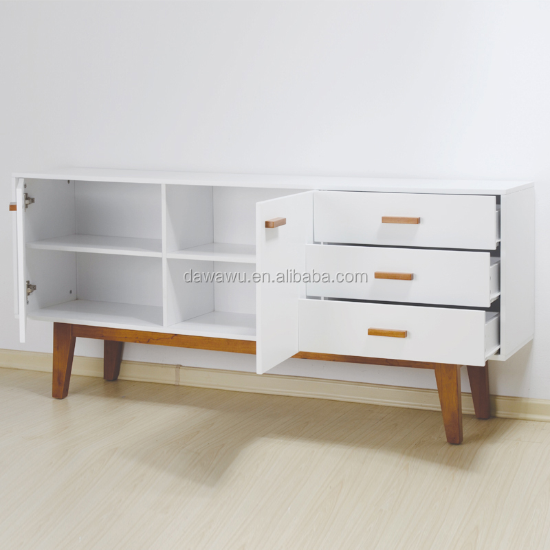 modern wooden simple style living room sideboard buy living room sideboard cream sideboard. Black Bedroom Furniture Sets. Home Design Ideas
