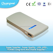 Manufacturer wholesale price cellphone accessory mobile slim power bank 4000mah for smartphone