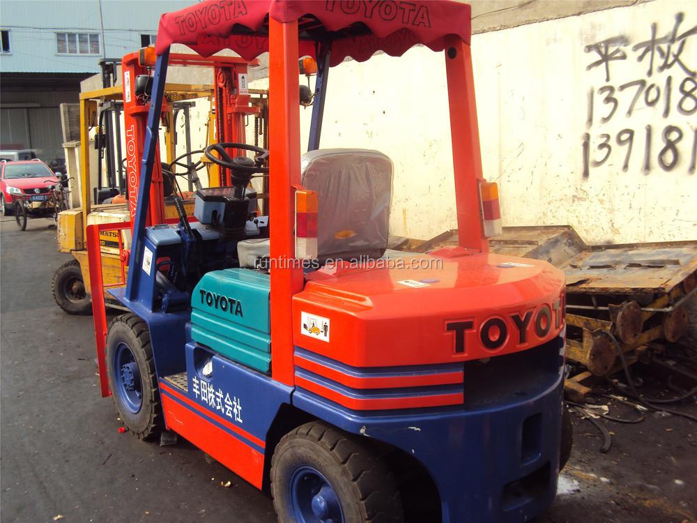 Toyota heftruck handleiding