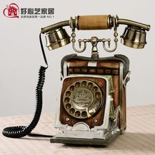 2014 hot selling rotary dial classic telephone