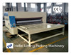 YFQ semi-automatic printer slotter die cutter machine