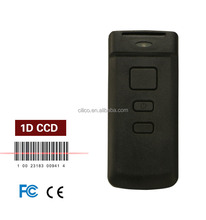 pen type wireless bluetooth data collector CCD Barcode Scanner with memory