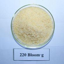bovine gelatin 220 bloom