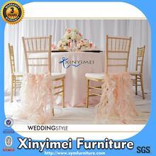 2015 New Fashion Cheap iron banquet chair For Hot Sales