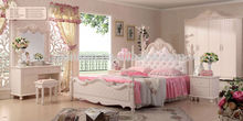 romántico idílico camas baratos