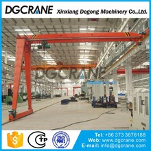 Easy Operated 500Kg Mini Crane Inspection