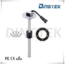 F100 700 mm de la capacitancia de la caña interruptor de flotador de combustible diesel del tanque de aceite flotador