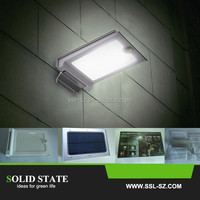 Excellent Quality New Coming IP65 Small Solar Security Led Solar Motion Sensor Light