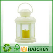 2015 Cheap price plastic hurricane lanterns for outdoor lighting