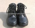 zapatos de policía