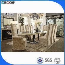 white lacquer dining room furniture/classic dining room furniture sets/high end furniture dining room sets