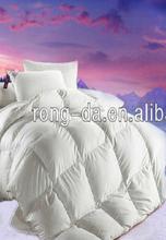 Hangzhou Rongda goose down comforter/duck down comforter
