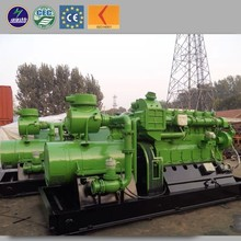 Gas generator power plant applied 0.1mw - 2.5mw biomass gasification power plant