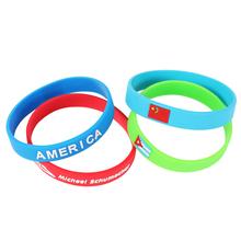 wonderful fashion sport custom silicone fashional rubber bands,bottom price eco-friendly kids silicone wristbands