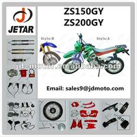 GY150 dirtbike parts