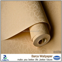 Elegant modern interior 3d waterproof wallpaper for bathrooms