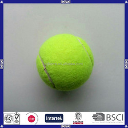 China plant driectly selling tennis ball machine made ball for sale