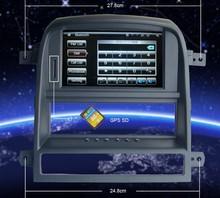 Radiola for Chevrolet Captiva GPS with DVR, Navigation, rear camera, phonebook