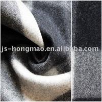 Tartan Wool Garment Fabric