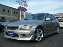 japanese Used cars 1998 Toyota Altezza car/111,343km/2,000 cc/RHD/sedan/Silver
