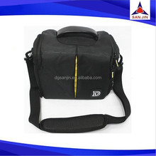 Professional nylon camera pouch , camera bag