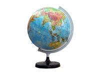 montessori equipment -Geography Globe - World Parts plastic montessori materials toy