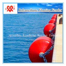 Professional manufacture antiaging & no pollution marine polyurethane floating fender