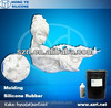 Mold making RTV silicone rubber for gypsum and GRG products