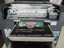 Impresora de la camiseta