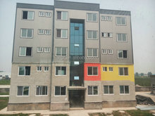prefabricated house & family living house EPS cementsandwich panel used prefab building