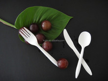 Heavy Duty Biodegradable Plant Starch Cutlery