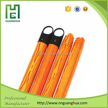 Cheap PVC Coated Wooden Broom Handle/Wooden Poles /Wooden Stick for broom ,mop